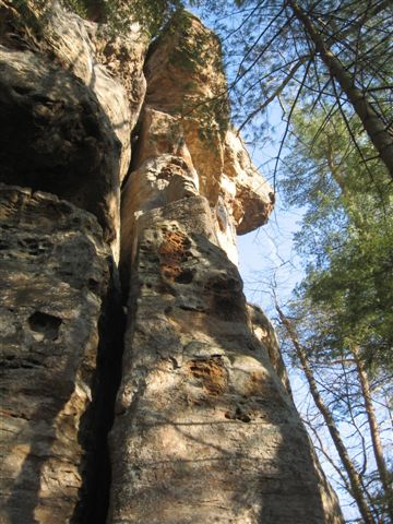 Tower Rock To Red River Gorge Com
